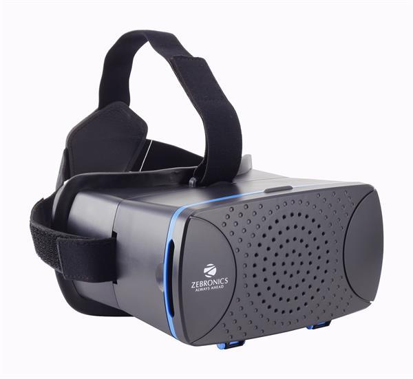 Zebronics ZEB-VR 3D headset