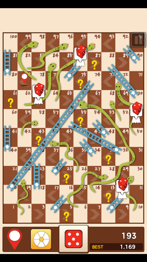 Snakes-Ladders-King