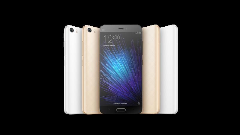 Xiaomi Mi 5 launched
