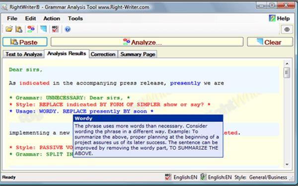 essays software