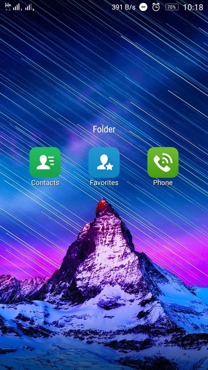 PixelPhone icons