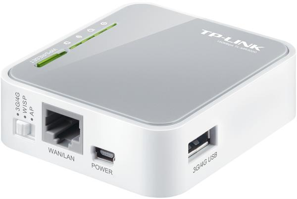 5_TP-Link TL-MR3020 Mini Pocket 3G4G Wireless Router