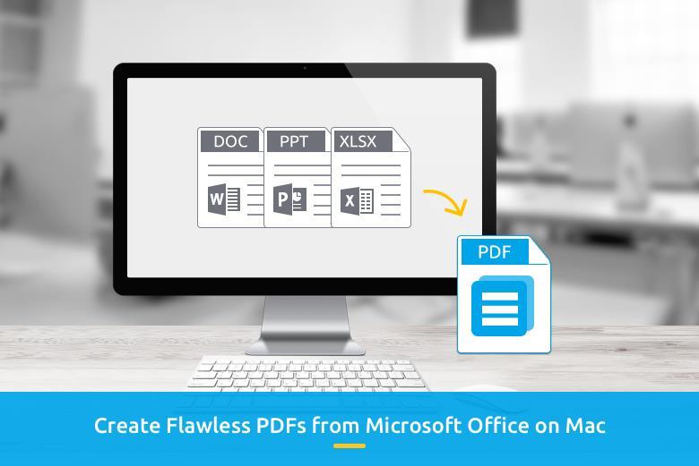 Wondershare PDF Creator for Mac