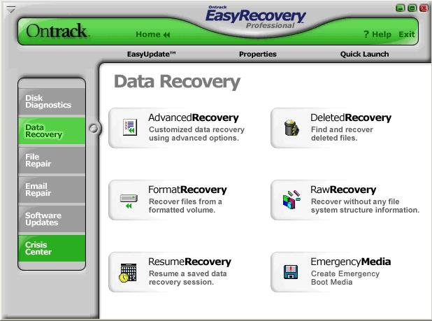 Ontrack easy recovery mac cracks