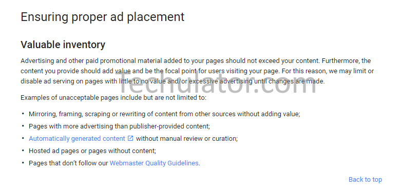 New AdSense ad unit limit per page