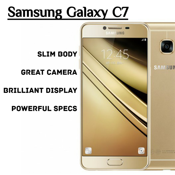 samsung galaxy c7 images price
