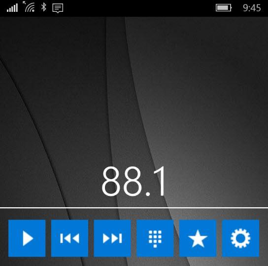 FM Radio Player