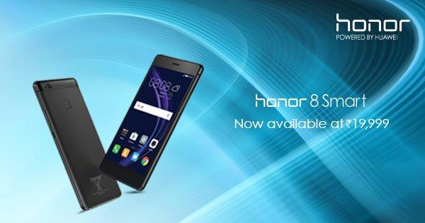 Price of Honor 8 Smart