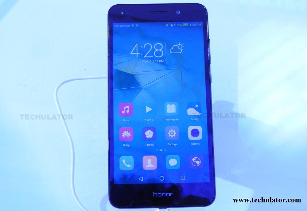 Overview of Huawei Honor Holly 3