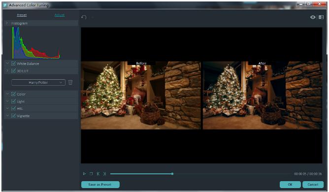 Filmora 7.8 video editing tools