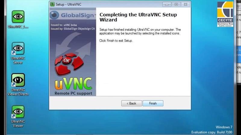 Ultravnc Alternative , Review And Ultra VNC Description ...