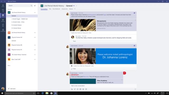 Windows 10 S Desktop