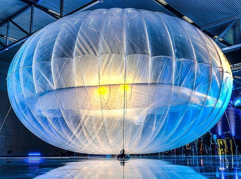 Project Loon_Research Balloon