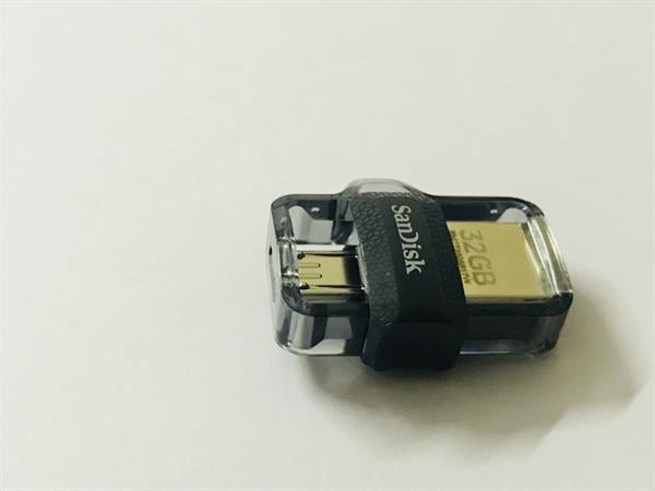 Sandisk Dual Flash Drive m3.0