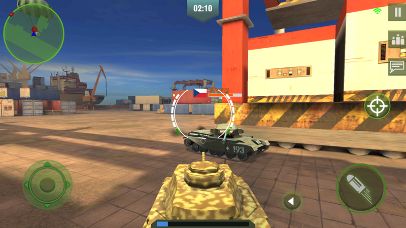 Top 4 multiplayer Tank games to play on Android