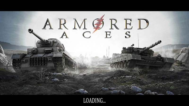 Armored Aces logo