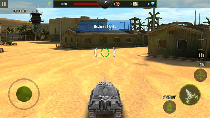 Iron Force gameplay