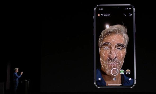 iPhone X FaceID