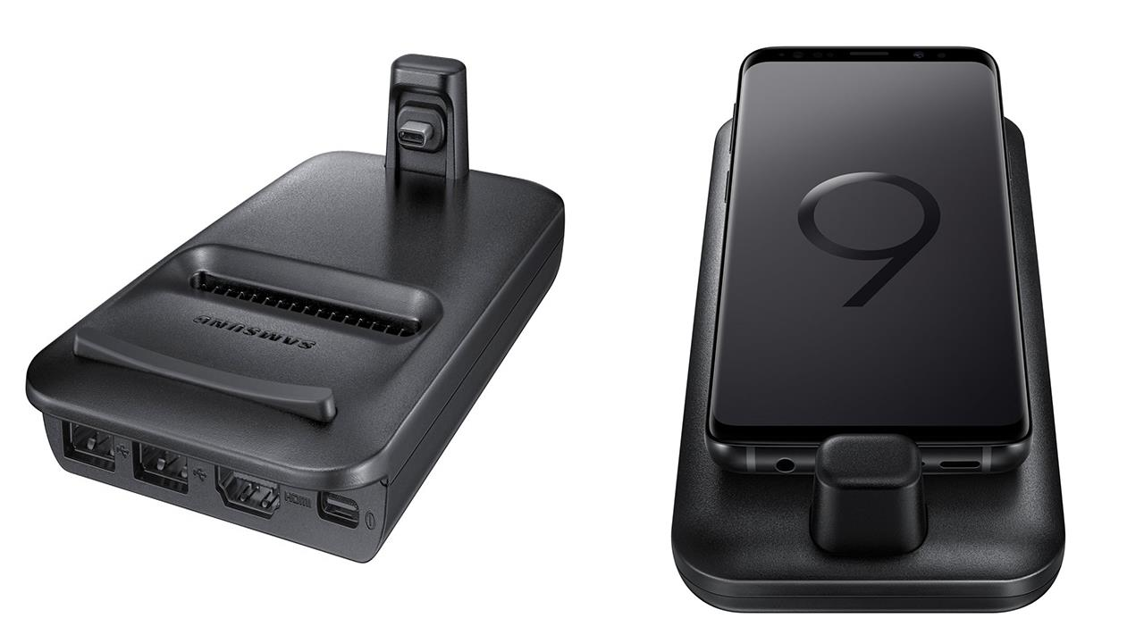 Samsung Galaxy S9 DeX