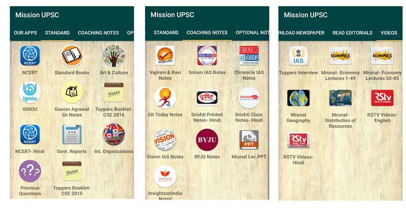 Mission UPSC