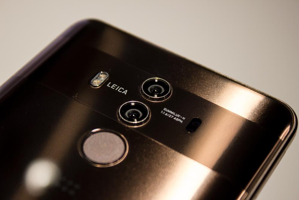 Mate 10 Pro Camera