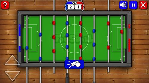 Foosball NAVU