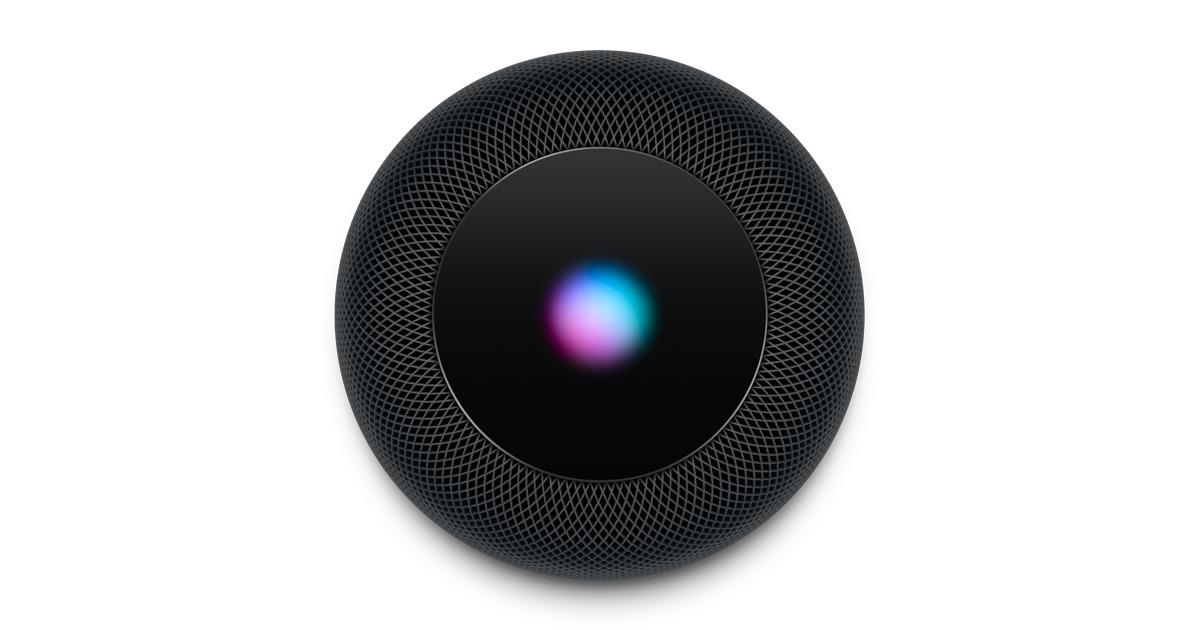 Apple Homepod Siri Indicator