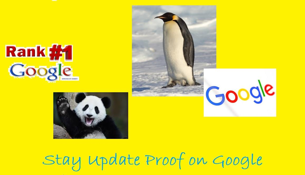 Stay Update Proof on Google