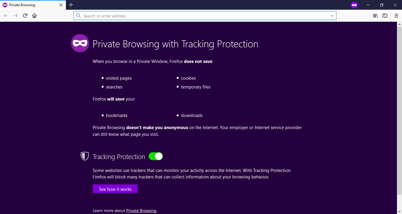 Tracking-protection-Firefox-Quantum
