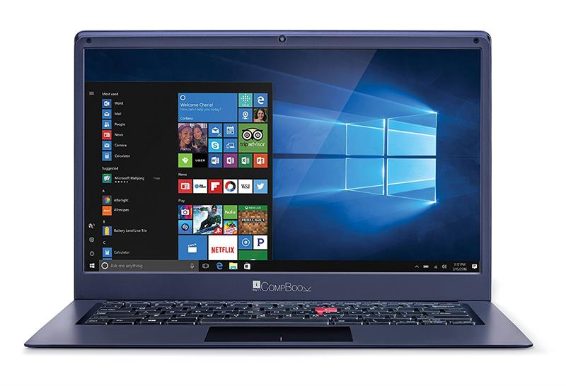 iBall CompBook Exemplaire+