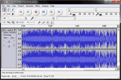 how to cut up files in audacity