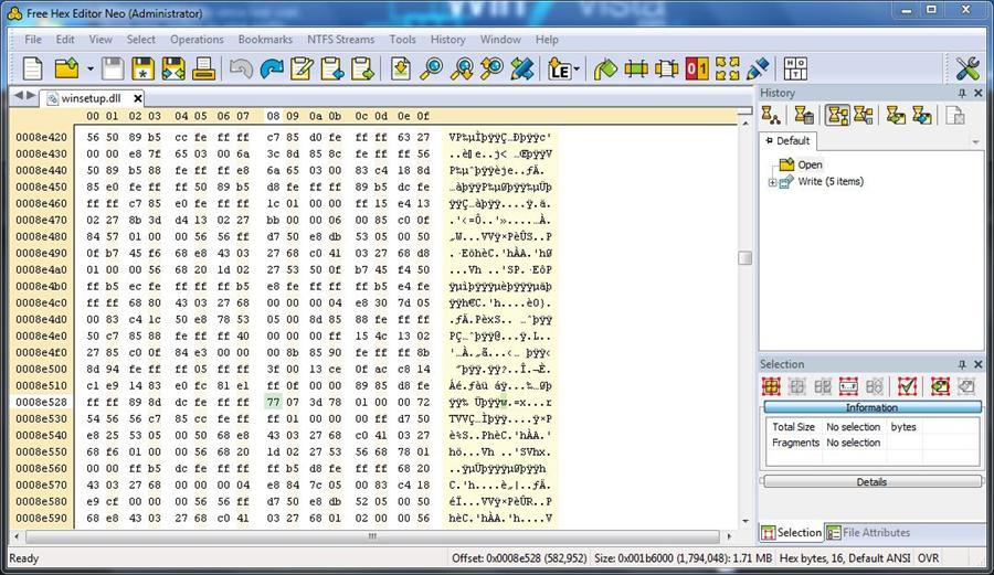 How to run Windows 7 32 BIT on 256 MB RAM