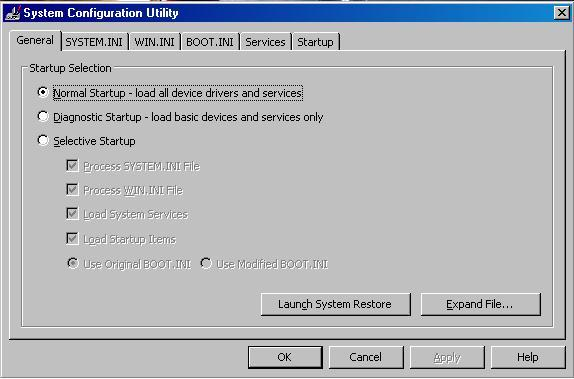 how to find system configuration