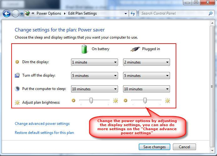 What Is New In Windows 7 Power Management