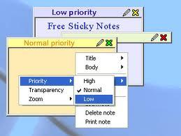 What is sticky notes and why to use it on the Windows 7 environment