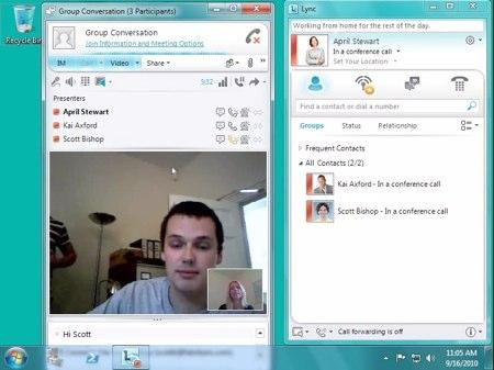 Microsoft Lync 2010: Review, Features and Applications