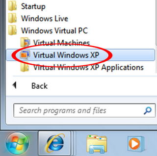 Improvements, Removed features, system requirements and components integration of Windows Virtual PC