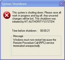 How to remove shutdown virus from your system?