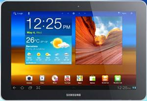 Samsung Galaxy Tab 750 and 730 in India