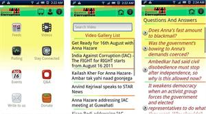 India Against Corruption App