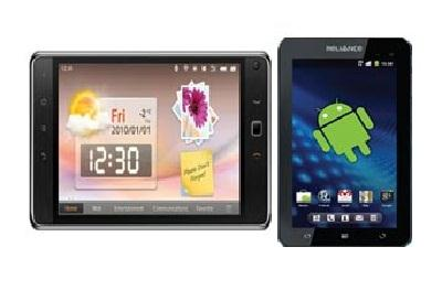 Reliance 3G Android tab tablet vs. Beetal MagiQ Android tablet comparison