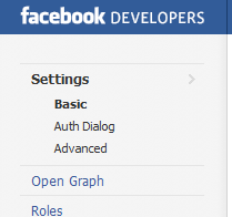 Open Graph in Facebook