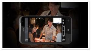 HTC Titan camera