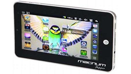 Magnum Pepper Tablet PC under Rupees 10000 in India