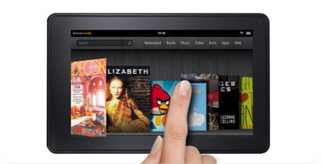 Amazon Kindle Fire Tablet PC app store