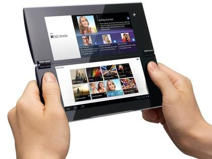 Sony Tablet P Features