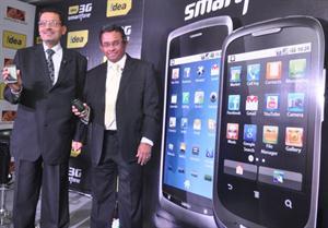 IDEA #G smartphone