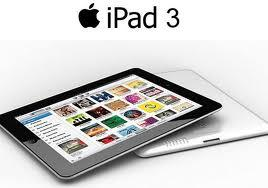 Apple iPad 3 release date and launch set for 2012
