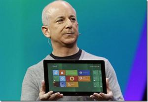 Windows 8 Tablets - The biggest surprise for 2012