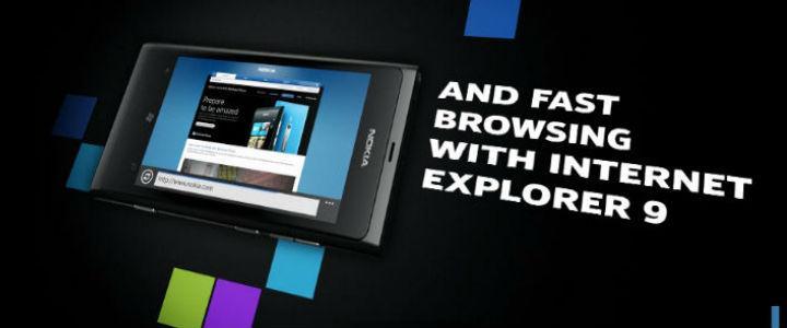 Nokia Lumia 800 Images